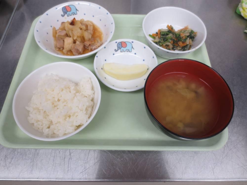 ♪今日の給食♪