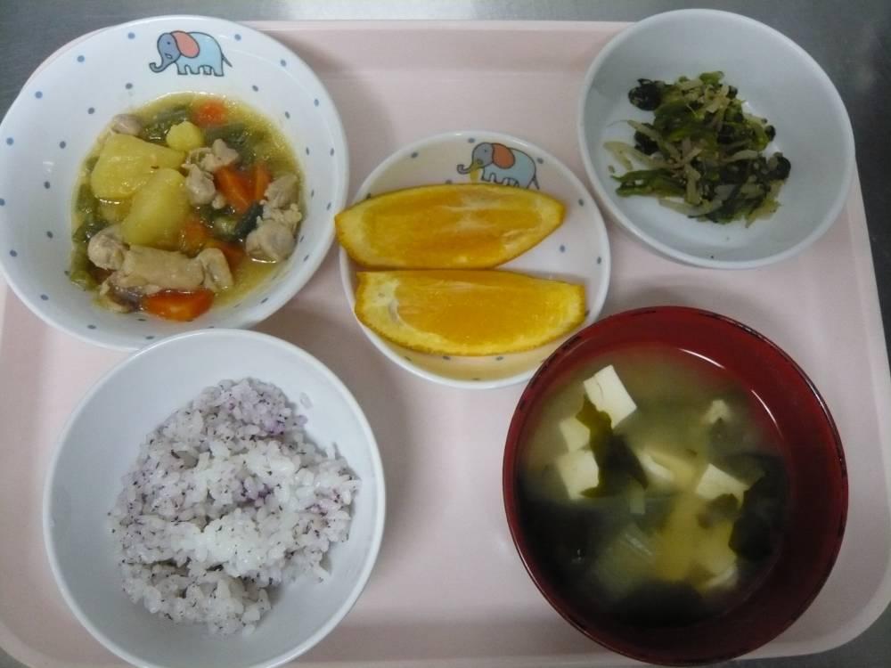 ★今日の給食★