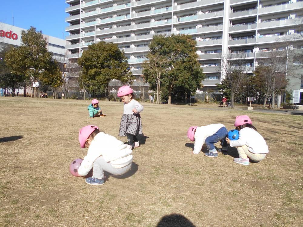 ちゅーりっぷ組🌷今日の活動