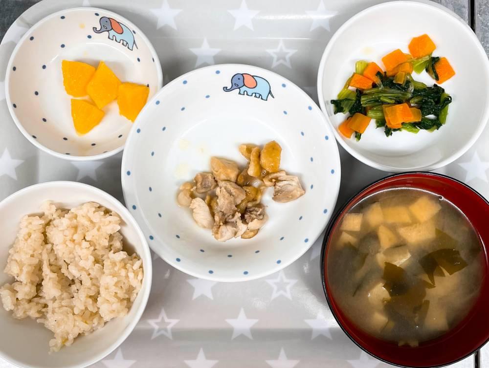 ☆今日の給食☆
